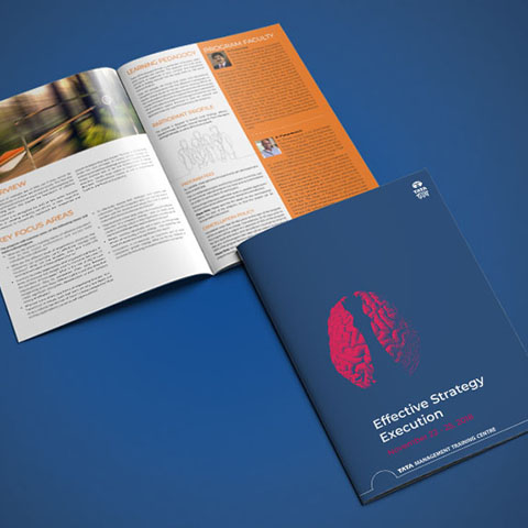 Top Brochure Design Agency